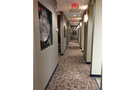 Williams Family & Cosmetic Dentistry - Hallway